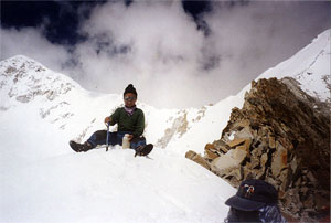 Niru Rai, Adventure Geo Treks Leader